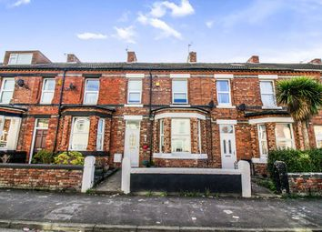Thumbnail 4 bed terraced house for sale in New Ferry Road, New Ferry, Wirral