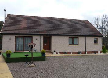Thumbnail 3 bedroom detached bungalow for sale in South Renton, Grantshouse, Berwickshire