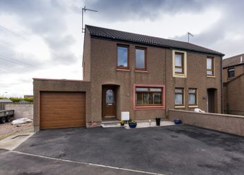 Thumbnail 3 bed semi-detached house for sale in Prunier Drive, Peterhead, Aberdeenshire