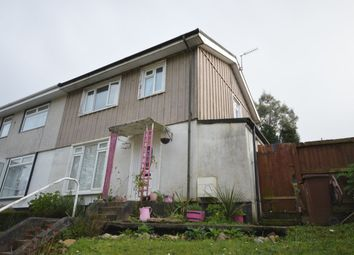 Thumbnail 3 bed property for sale in Dryburgh Crescent, Plymouth
