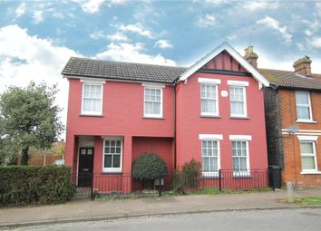 Thumbnail 4 bedroom detached house for sale in Fitzgerald Road, Bramford, Ipswich