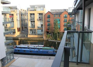 Thumbnail 2 bed flat to rent in Pickfords Wharf, Wharf Road, London