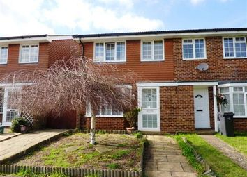 Thumbnail 3 bedroom end terrace house for sale in Finlays Close, Chessington