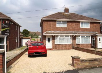 Thumbnail Semi-detached house for sale in Eastern Avenue, Old Walcot, Swindon