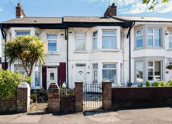 Thumbnail 3 bedroom terraced house for sale in Gladstone Road, Barry