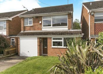 Thumbnail 3 bed detached house for sale in Copperbeech Close, Harborne, West Midlands, Birmingham