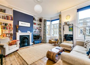 Thumbnail 3 bed flat for sale in Offley Road, London
