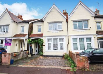 Carisbrooke Road, Westcliff-On-Sea SS0. 3 bed semi-detached house