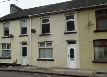 Thumbnail 3 bed terraced house to rent in Woodfield Terrace, Mountain Ash, Rhondda Cynon Taf