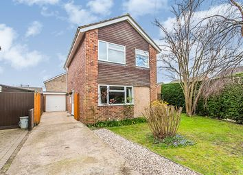 Thumbnail 3 bed detached house for sale in Westfield Road, Sawtry, Huntingdon