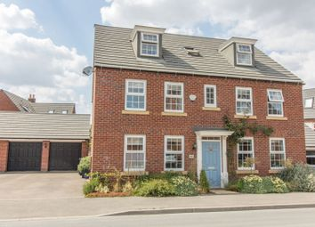 Thumbnail 5 bed detached house for sale in Limner Street, Market Harborough