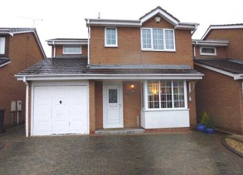 Thumbnail 3 bed detached house to rent in Skeldale Drive, Chesterfield