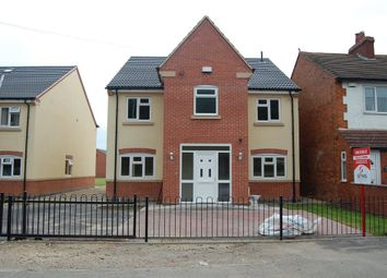 Thumbnail 5 bed detached house to rent in Glen Road, Oadby, Leicester