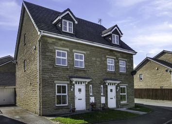 Thumbnail 3 bed semi-detached house for sale in Wasp Mill Drive, Wardle