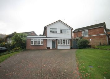 Thumbnail 3 bed detached house for sale in Paynesfield Road, Bushey Heath, Hertfordshire