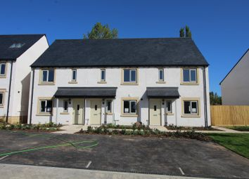 Thumbnail 2 bed terraced house for sale in Newtown, Toddington, Cheltenham