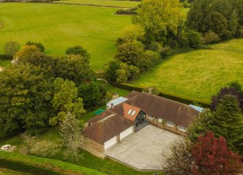 Thumbnail 4 bed bungalow for sale in The Nap, Oakley, Buckinghamshire