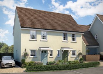 Thumbnail 2 bed semi-detached house for sale in Apple Tree Mews, Cuckoo Hill, Bures