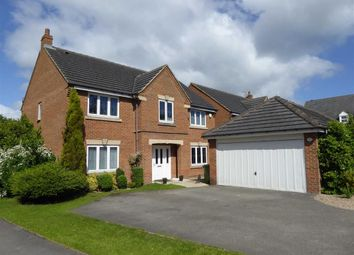 Thumbnail 4 bed detached house for sale in Field Park Grange, Gildersome, Leeds, West Yorkshire