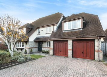Thumbnail 5 bedroom detached house for sale in Queens Gate, Stoke Bishop, Bristol