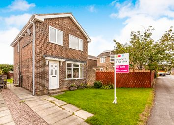 Thumbnail 3 bed detached house for sale in Bowes Road, Billingham