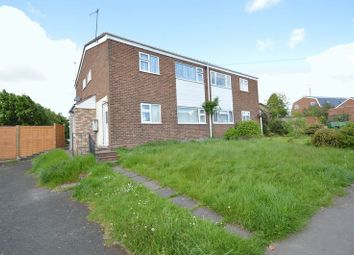 Thumbnail 2 bed flat for sale in Milton Road, Catshill, Bromsgrove