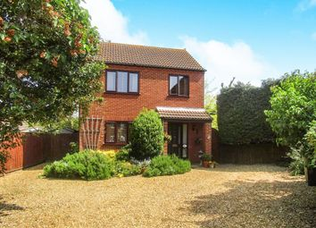 Thumbnail 3 bed detached house for sale in Chiltern Crescent, Hunstanton