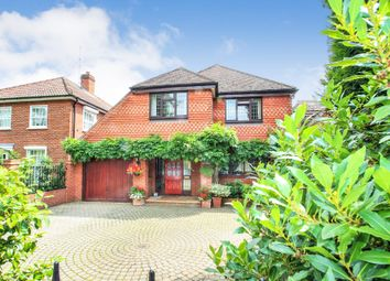 Thumbnail 4 bed detached house for sale in Kent Road, East Molesey