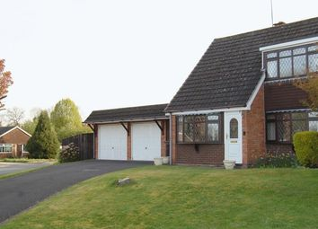 Thumbnail 3 bed semi-detached house for sale in Brindley Close, Albrighton, Wolverhampton