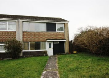 Thumbnail 3 bed end terrace house for sale in 21 Greys Drive, Boverton, Llantwit Major, South Glamorgan