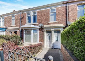 Thumbnail 3 bed flat for sale in Burn Terrace, Wallsend