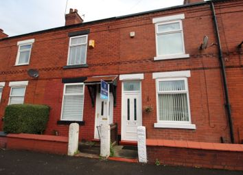 Thumbnail 2 bed terraced house for sale in Broughton Road, Reddish, Stockport, Cheshire