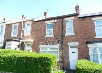 Thumbnail 1 bed flat to rent in Tynevale Terrace, Lemington, Newcastle Upon Tyne