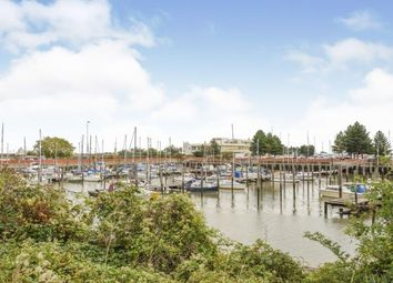 Thumbnail 2 bed flat for sale in Marina Heights, Pearl Lane, Gillingham, Kent