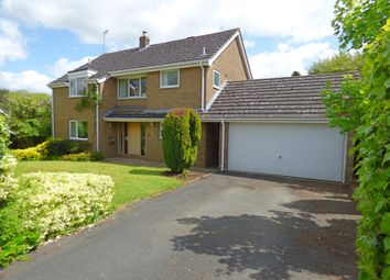 Thumbnail 4 bed detached house for sale in Lidenbrook, Liddington, Swindon