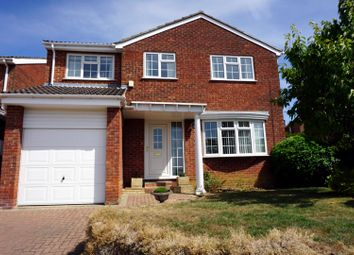 Thumbnail 4 bed detached house for sale in Tenbury Way, Rothwell