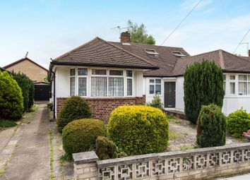 Thumbnail 4 bedroom bungalow for sale in Lime Grove, Twickenham