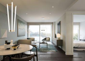 Thumbnail 1 bed flat to rent in No.1, Upper Riverside, Cutter Lane, Greenwich Peninsula