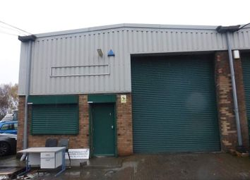 Thumbnail Light industrial to let in Siddons Factory Estate Howard Street, West Bromwich