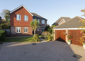 Thumbnail 4 bed detached house for sale in Healthy Close, Pen-Y-Fai