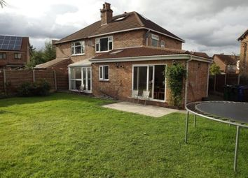 Thumbnail 3 bedroom semi-detached house for sale in Astor Road, Manchester, Greater Manchester