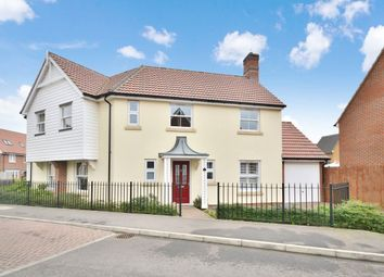 Thumbnail 3 bedroom semi-detached house to rent in Almond Road, Woodlands Park, Great Dunmow