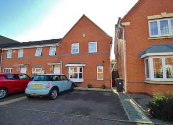 3 bed terraced house for sale in Lynnon Field, Chase Meadow Square, Warwick CV34