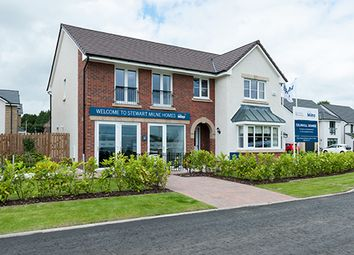 "Thumbnail 5 bedroom detached house for sale in ""Melton"" at Colinhill Road, Strathaven"
