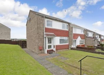 Thumbnail 3 bed end terrace house for sale in Foxbar Crescent, Paisley, Renfrewshire