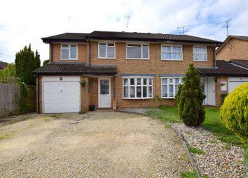 Thumbnail 4 bedroom semi-detached house for sale in Kingsland Road, Aylesbury