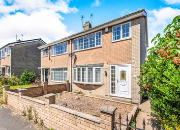 Thumbnail 3 bed semi-detached house for sale in Manor Walk, Wadworth, Doncaster