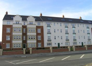 Thumbnail 2 bed flat to rent in Linacre House, Archdale Close, Chesterfield, Derbyshire