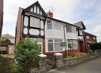Thumbnail 3 bed semi-detached house for sale in Thorncliffe Road, Wallasey