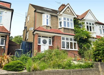 Thumbnail 4 bed semi-detached house for sale in Woodcombe Crescent, Forest Hill, London